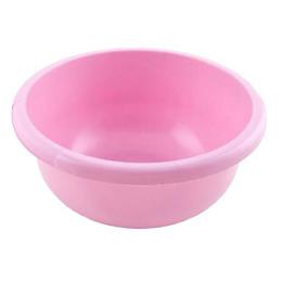 Plast Team миска круглая 4 л, светло-розовый