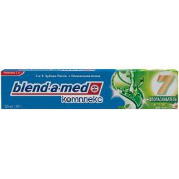 "Blend-a-med зубная паста ""Комплекс 7"" + ополаскиватель 125мл"