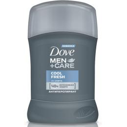 "Dove дезодорант-антиперспирант  для мужчин ""Прохладная свежесть"" стик"
