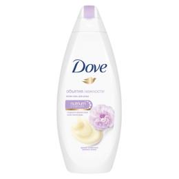 """Dove крем-гель для душа """"Сливочная ваниль и пион"""", 250 мл"""