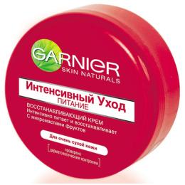 """Garnier крем для тела """"Интенсивный уход"""" для очень сухой кожи, 50 мл"""