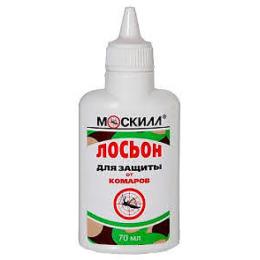 Москилл лосьон против комаров, 70 мл