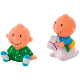 """Курносики набор игрушек-брызгалок для ванны """"Пупсики"""""""