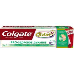 """Colgate зубная паста """"Total 12 Pro - Здоровое дыхание"""""""