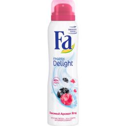 "Fa дезодорант-антиперспирант аэрозоль ""Frozen Delight. Лакомый аромат ягод"""