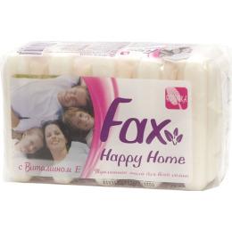 """Fax мыло """"Happyhome"""" белое"""