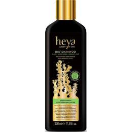 """Heya Luxury шампунь для волос """"Укрепление и Активация роста"""" биоактивный, 350 мл"""