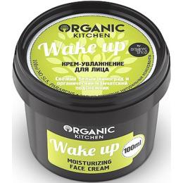 "Organic Shop крем-увлажнение для лица ""Organic Kitchen. Wake up"", 100 мл"