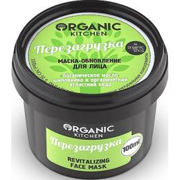 """Organic Shop маска-обновление для лица """"Organic Kitchen. Перезагрузка"""", 100 мл"""