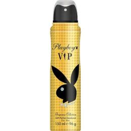 """PlayBoy дезодорант для женщин """"VIP Skintouch"""" парфюмированный"""