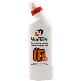 Чистин средство для очистки канализационных труб