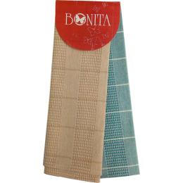 "Bonita набор пестротканых полотенец ""Телегрей"" 45х70 см"