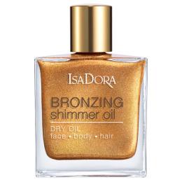 """IsaDora сияющее масло """"Bronzing Shimmer Oil"""""""