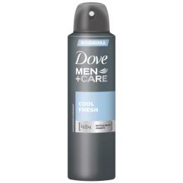 """Dove дезодорант аэрозоль антиперспирант мужской """"Прохладная свежесть"""""""