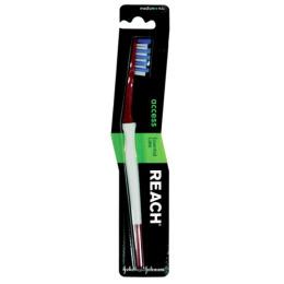 """Reach зубная щетка """"Access"""", средняя жесткость, 1 шт"""
