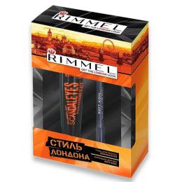 "Rimmel набор  тушь для ресниц ""Scandaleyes Extrema Black"" тон 003 + карандаш для век ""Soft Kohl"" тон 061"