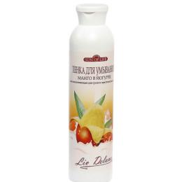 """Liv Delano пенка для умывания """"Манго в йогурте"""" восстанавливающая для сухой и чувствительной кожи"""