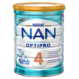 NAN 4 OPTIPRO Детское молочко для детей с 18 месяцев