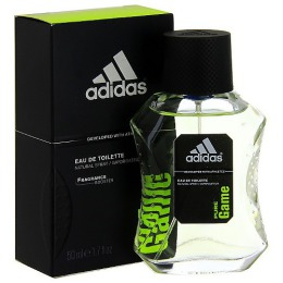 "Adidas туалетная вода ""Pure Game"" для мужчин"