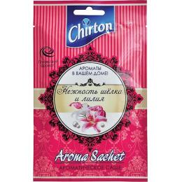 """Chirton ароматическое саше """"Нежность шелка и Лилия"""""""