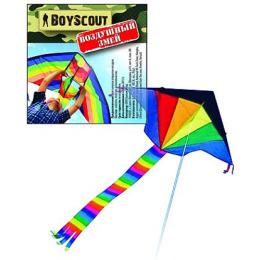 Boyscout воздушный змей 140 х 68 см, шнур 30 м