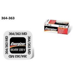 Energizer батарейка часовая Silver Oxide 364/363 MBL