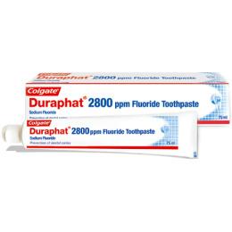 "Colgate зубная паста ""Duraphat 2800 ppm"""