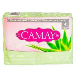 """Camay мыло твердое """"Нежное алое"""""""
