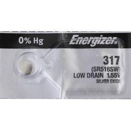 """Energizer батарейка часовая """"Silver Oxide"""" 317 MBL"""