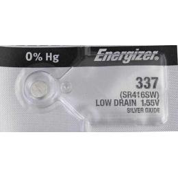 """Energizer батарейка часовая """"Silver Oxide"""" 337 MBL"""