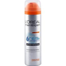 """L'Oreal гель для бритья """"Men Expert"""" 3-х дневная щетина"""