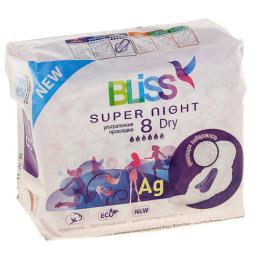 """Bliss прокладки гигиенические """"Super night"""""""