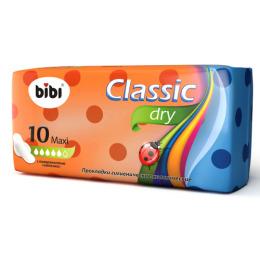 """Bibi прокладки """"Classic Maxi Dry"""" женские гигиенические"""