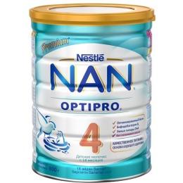 NAN Сухая молочная смесь + Зубная щетка