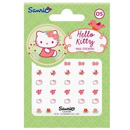 Hello Kitty Декорация для ногтей, тон 05