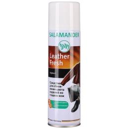 Salamander краска для гладкой кожи, тон черный, 250 мл