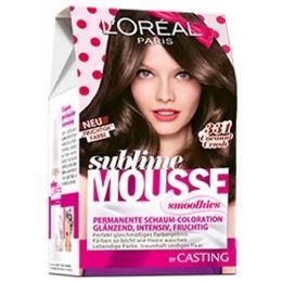 "L'Oreal Краска для волос ""Sublime Mousse"", 140 мл"