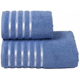"""ДМ Текстиль полотенце """"Tapparella"""" махровое 70х130, серо-голубой"""