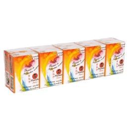 """Maneki платочки бумажные """"Sumi-e"""" 3 слоя, с ароматом фруктов, 10х10 шт"""