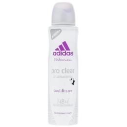 "Adidas антиперспирант для женщин ""ProClear"" спрей"