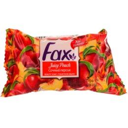 """Fax мыло """"Сочный Персик"""", 75 г"""
