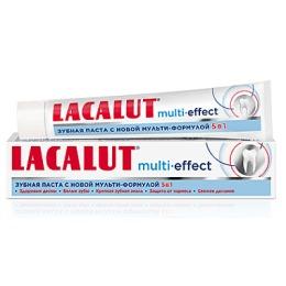 """Lacalut зубная паста """"Мульти эффект"""""""