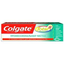 """Colgate гель Total 12 """"Профессиональная чистка"""""""