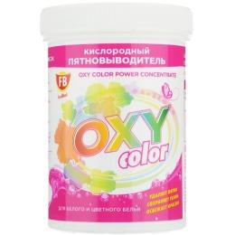 """FeedBack кислородный пятновыводитель """"Oxy Color """" для цветного белья"""