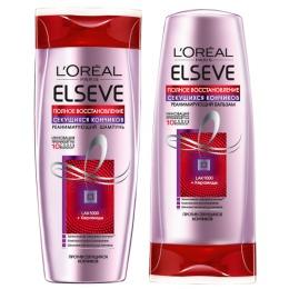 """Elseve шампунь для волос """"Полное Восстановление"""" 250 мл + бальзам, 200 мл"""