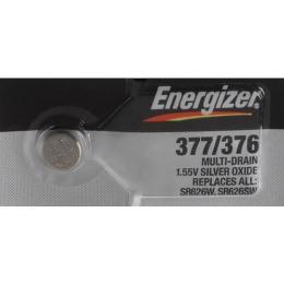 Energizer батарейка часовая Silver Oxide 377/376 ZM MBL1