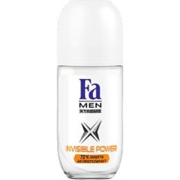 "Fa men антиперспирант для мужчин ""Xtreme Invisible"" ролик, 50 мл"