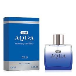 """Dilis parfum Туалетная вода """"Aqua"""" Cool Aqua, 100 мл"""