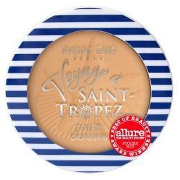 """Vivienne Sabo пудра """"Voyage a Saint-Tropez"""", тон B1, 9 г"""