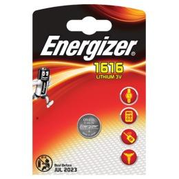 "Energizer батарейка Lithium ""CR1616 PIP1"""